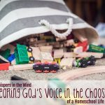 Whispers in the Wind: Hearing God's Voice in the Chaos