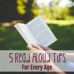 5 Read Aloud Tips for Every Age