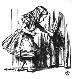 Alice, by Sir John Tenniel