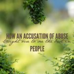 Being accused of child abuse in Walmart, and what it taught me