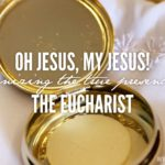 Jesus, oh my Jesus! Recognizing the true presence of the Eucharist (Catholic Mommy Blogs)