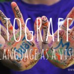 Photograffiti: using language as a visual art