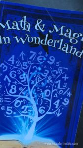 Math and Magic in Wonderland – a review