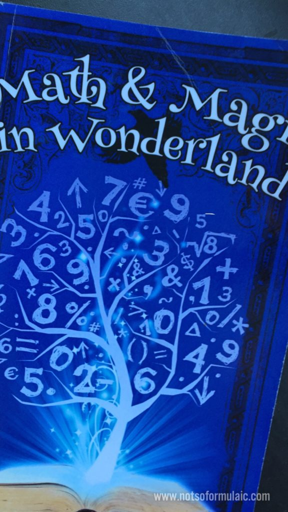 Math and Magic in Wonderland by Lilac Mohr