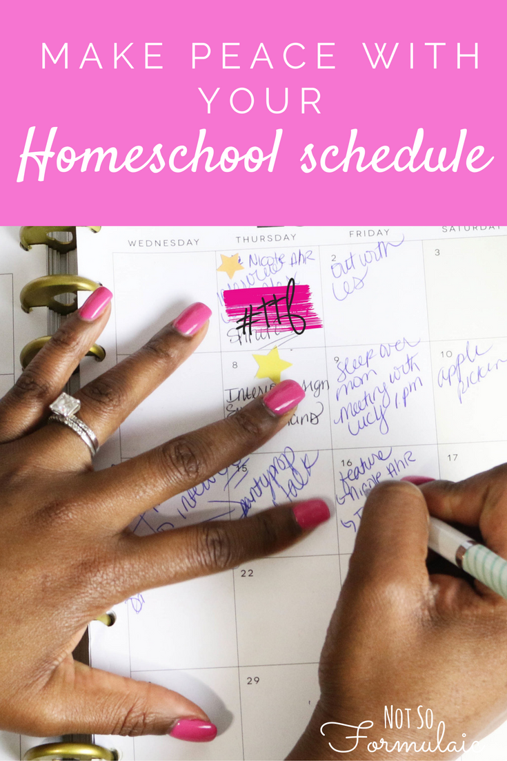 School bus envy can sneak up on busy homeschool moms. It's so easy to imagine how much more work you could done if your kids were on that bus! But here's how to make peace with the craziness, from one homeschooling mom to another.