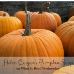 Helen Cooper's Pumpkin Soup (What to Read Wednesday)