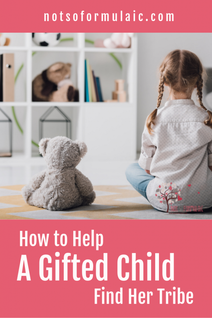 Friendship isn't easy for kids who are different. If you've got a gifted or differently-wired kid who struggles with relationships, here's how you can help.