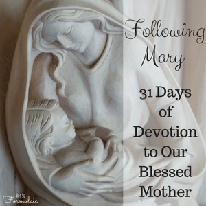 following-mary