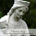 Mary, Mother of Sorrows (31 Days of Devotion to our Blessed Mother)