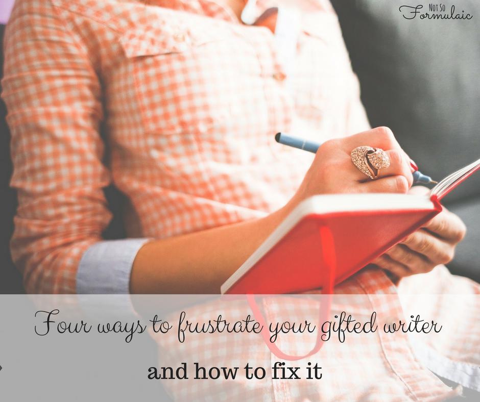 frustrate-writer