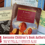 4 Awesome Children's Book Authors You've Probably Forgotten About