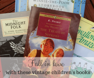 Fall in love with these vintage children's authors (What to Read Wednesday)