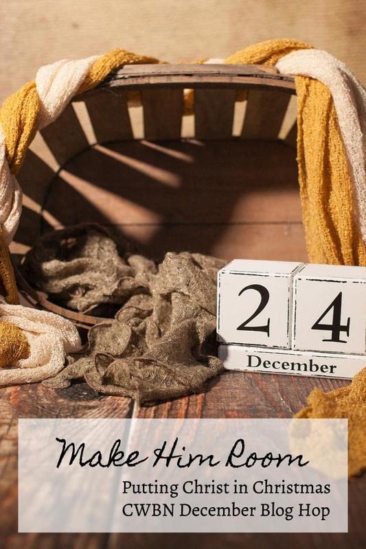 CWBN December Blog Hop: Keeping Christ In Christmas