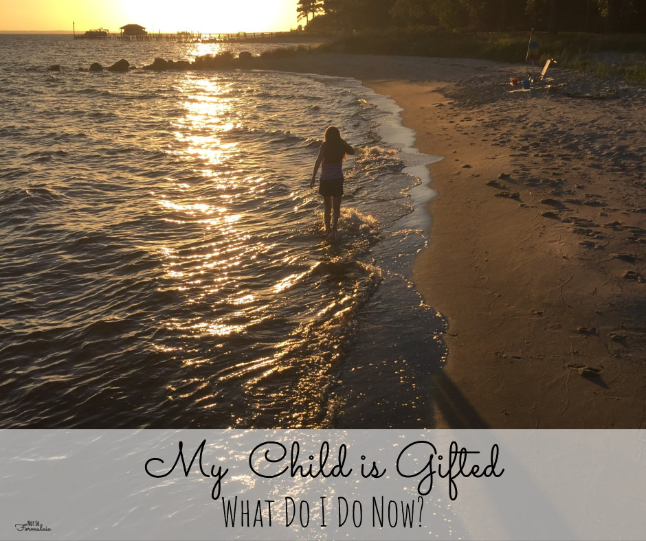 My Child is Gifted: What Do I Do Now?