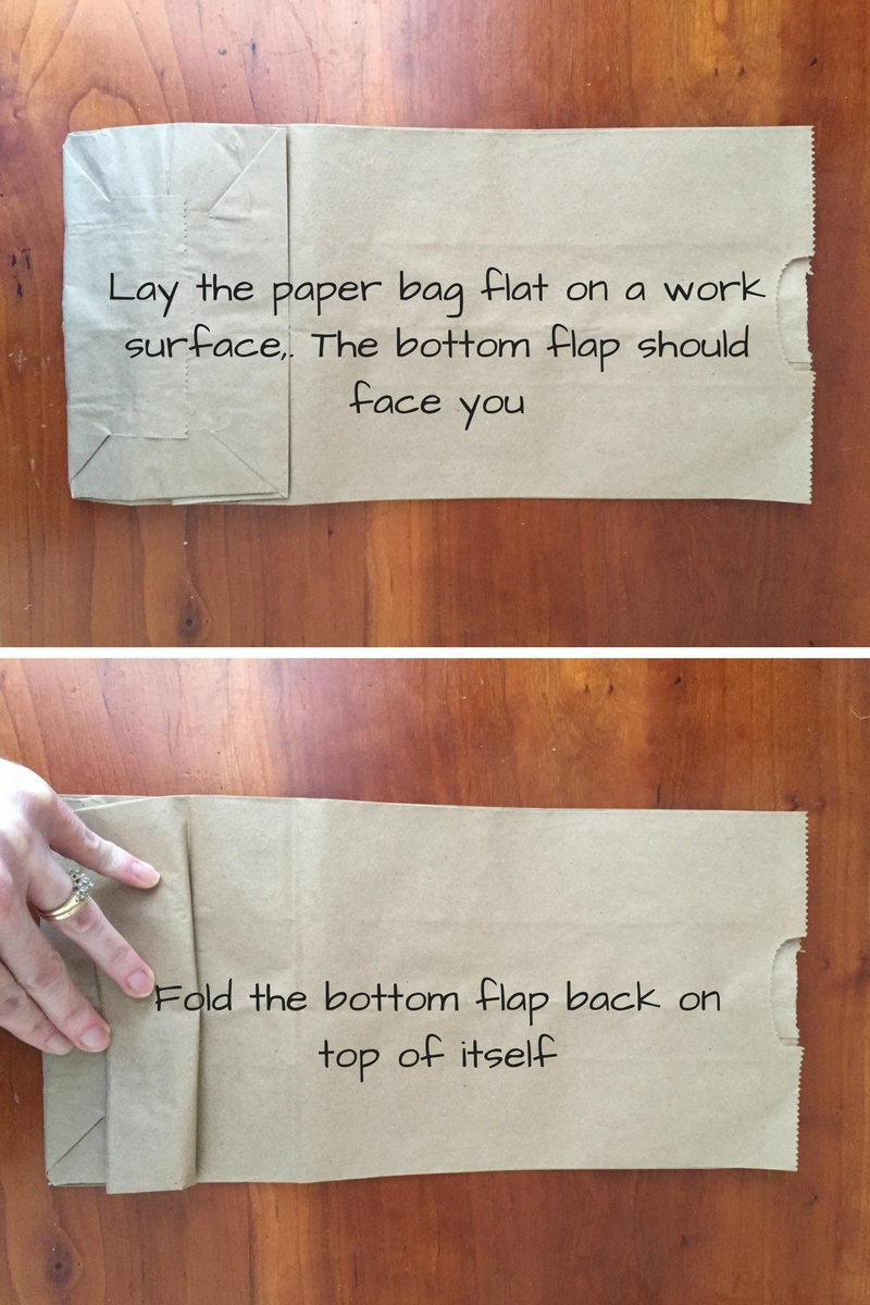 A Lenten Craft for Catholic Kids: A Stations of the Cross Paper Bag Book