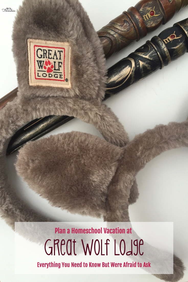 Have you thought about going to Great Wolf Lodge but hesitated because of the price? Good news - there's a homeschool discount rate. Here's everything you need to know about a successful homeschool vacation at Great Wolf Lodge.