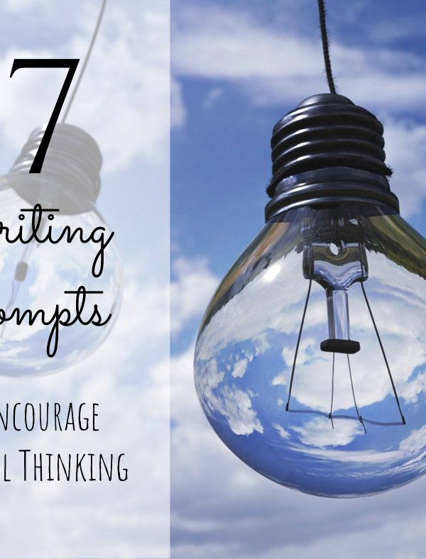 17 Writing Prompts to Encourage Critical Thinking