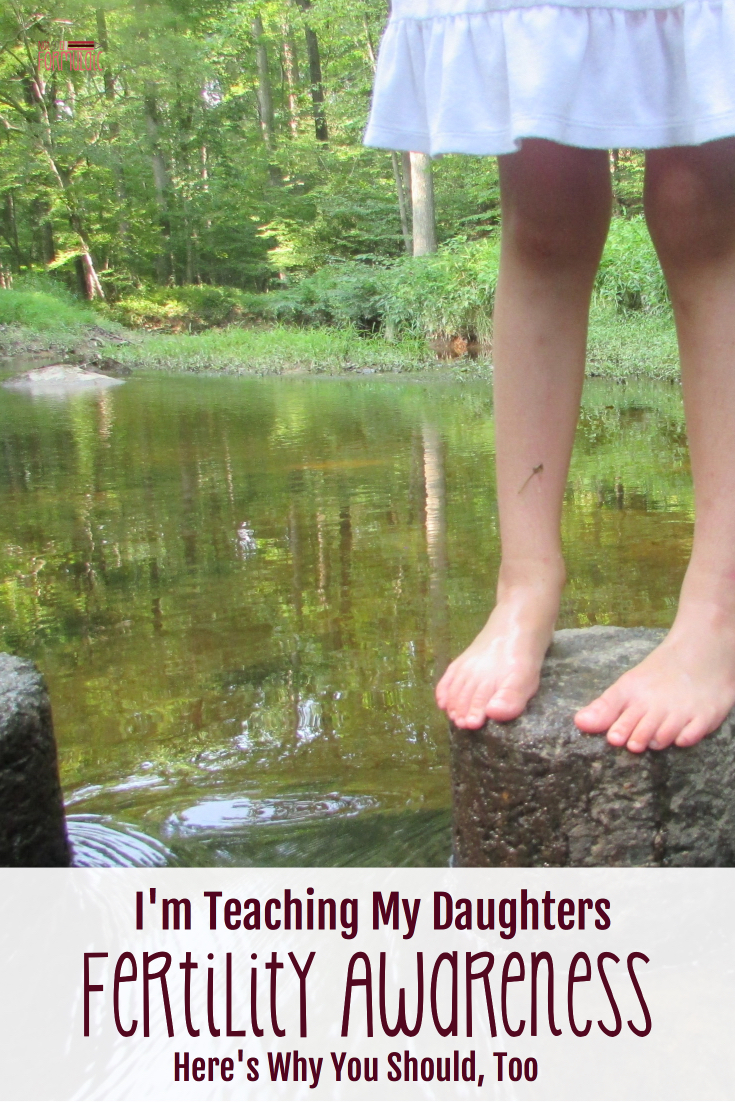 I'm teaching my daughters fertility awareness. Here's why you should, too
