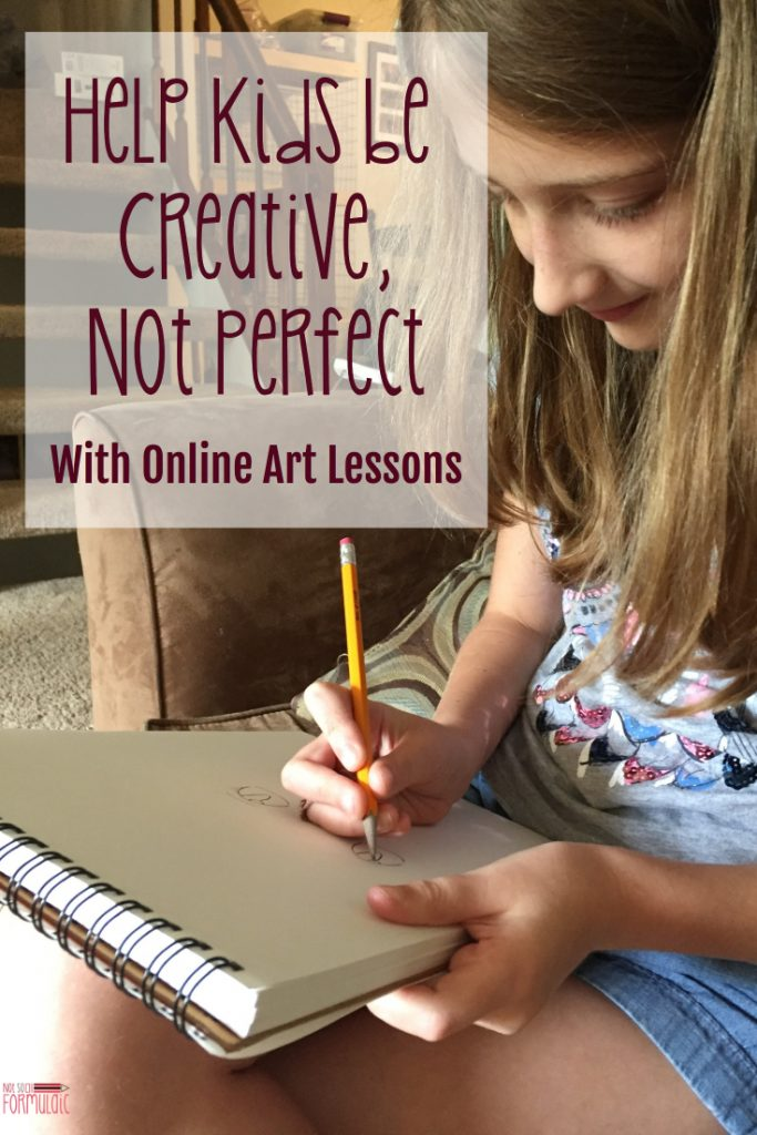 Creativity and perfectionism go hand in hand, especially in gifted kids. Help your child let go of perfectionism and embrace creativity with Sparketh online art lessons.