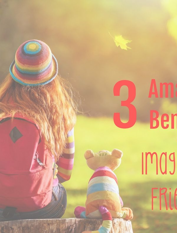 3 Amazing Benefits of Imaginary Friends