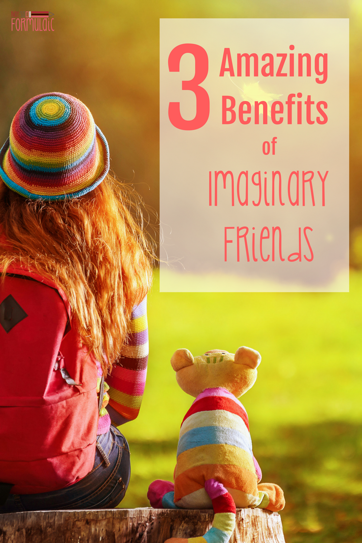 Worried about the presence of your child's imaginary friend? You needn't be. Imaginary friends carry great benefits for children, even into adulthood.