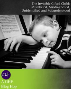 Misunderstood and Gifted: How to Parent When A Label Doesn't Fit