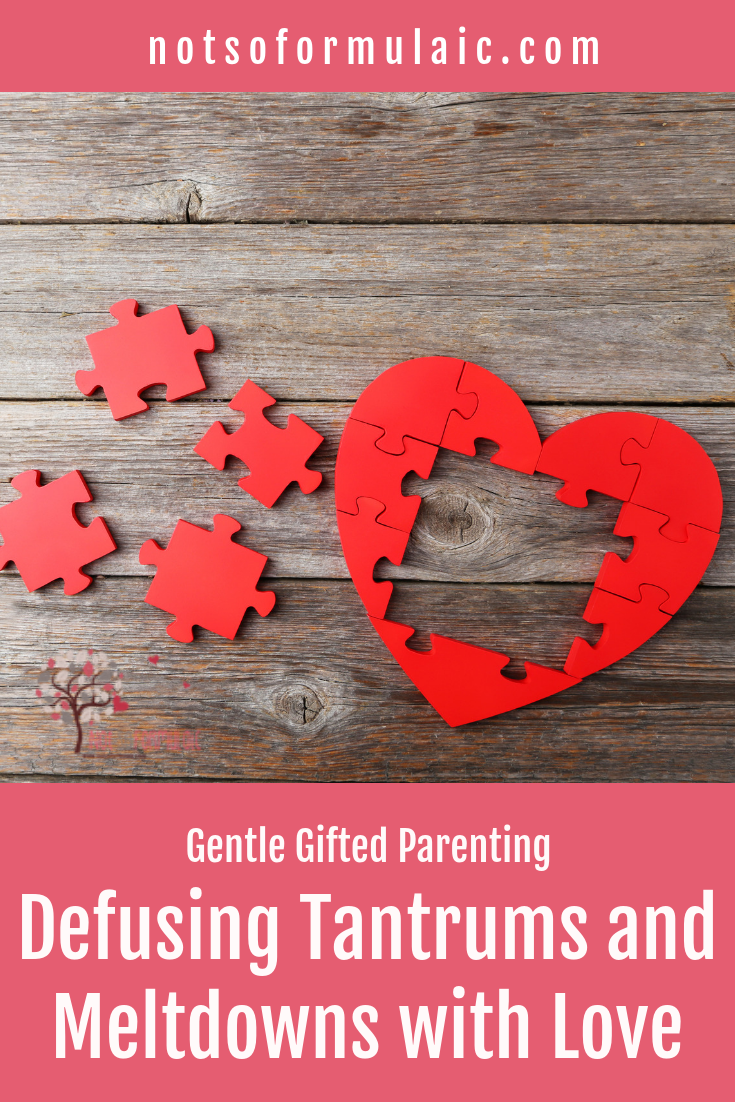 When your child has a tantrum or meltdown, it's not because she wants to be difficult or bad. Learn to respond instead of reacting to difficult situations, and you'll defuse tantrums and meltdowns with love.
