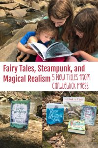 Love Fairy Tales, Steampunk, and Magical Realism? Check These 5 Incredible Titles From Candlewick Press