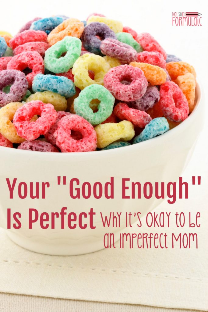 It's not unusual to feel less than perfect in our vocation as a Catholic mom. But as Colleen Duggan points out in her new book, Good Enough is Good Enough: Confessions of an Imperfect Catholic Mom, we're not called to be vessels of perfection. It's okay - grace-filled, even - to be an imperfect Catholic mom.