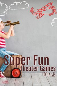 Move That Body: Super Fun Theater Games for Kids (Screen-Free Week 2018)