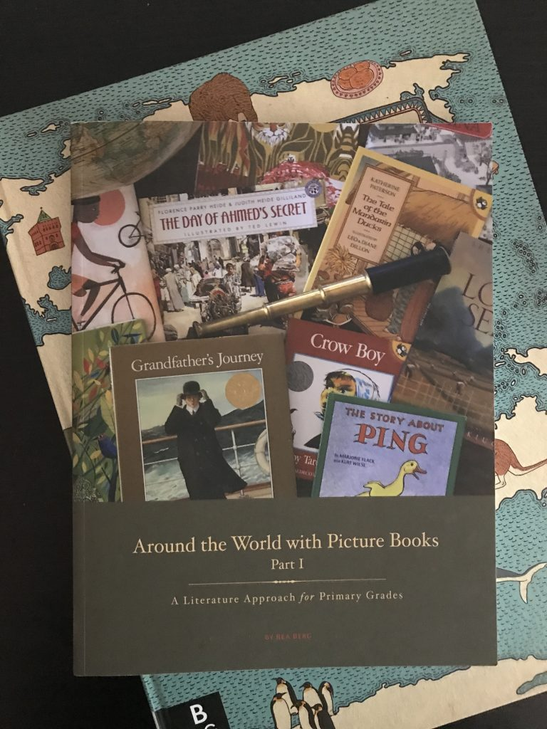 Around the World with Picture Books (part of the Beautiful Feet History Through Literature series)
