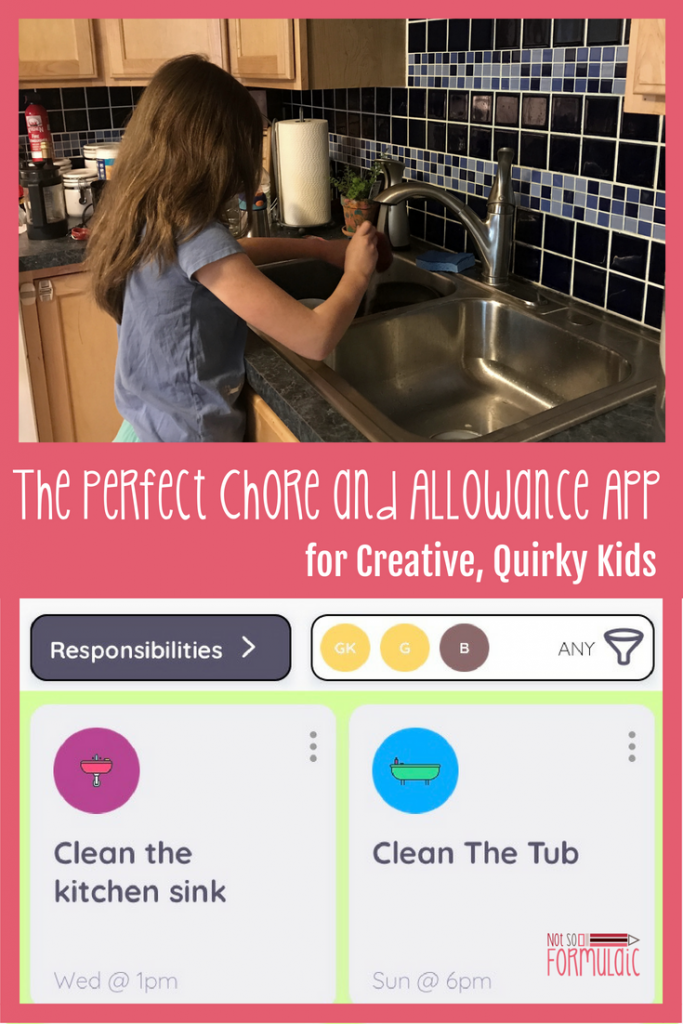 Looking for a chore and allowance app to help your quirky, creative kids stay grounded? Look no further than Homey – the perfect chore app for exceptional families.