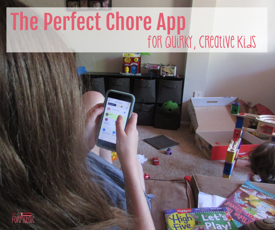 Meet Homey, the Perfect Chore and Allowance App for Quirky