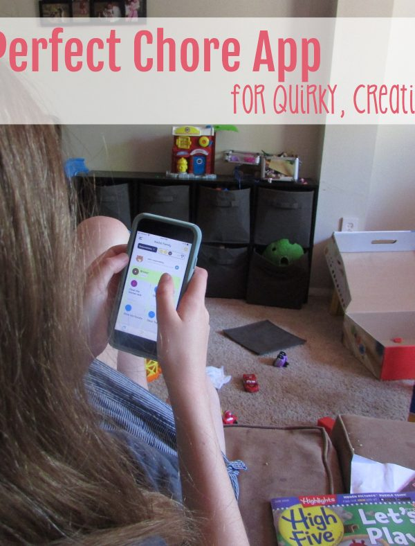 Meet Homey, the Perfect Chore App for Quirky, Creative Kids