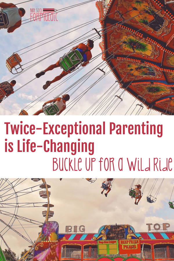 #Parenting a #TwiceExceptional child will change your life. Homeschool mom and Twice-Exceptional advocate Sallie Borrink shares the ways in which parenting a 2E will challenge, stretch, and shape you into the parent you were meant to become.   #giftedparenting #gifted #2E