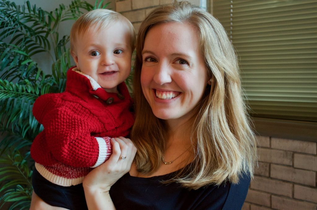 """Catholic Motherhood is Eternal. It Doesn't Matter How Much """"Stuff"""" Is In Your Purse."""