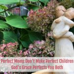Perfect Mothers Don't Make Perfect Children. God's Grace Perfects You Both.