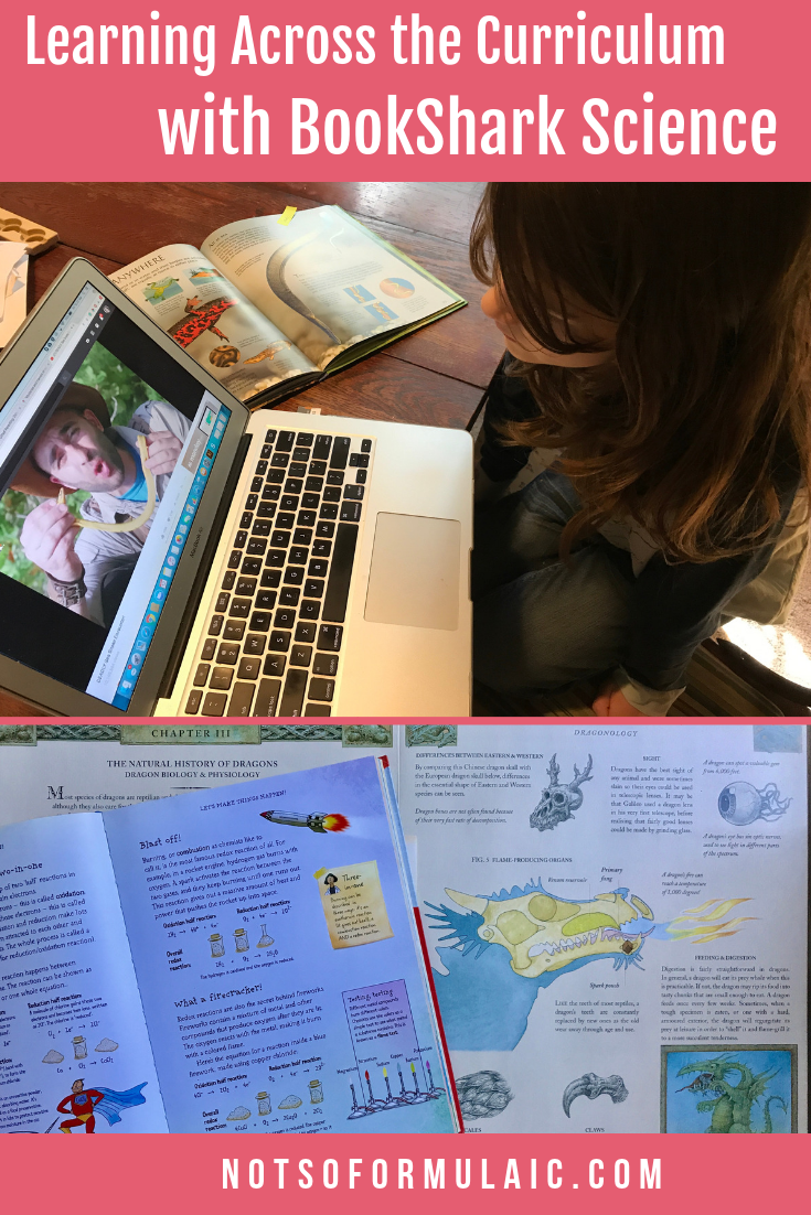 Do you want to raise thinkers instead of students? Do you want your children to love learning and connect their knowledge with the real world, too? Then you need to check out BookShark Science, the perfect solution for cross-curricular learning.