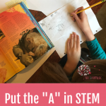 Putting the A in STEM: Why Art Matters to Science