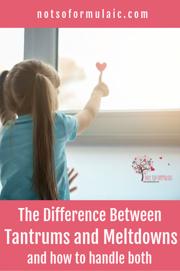 Tantrums and meltdowns are part of parenting, and they can make you feel like you're the worst parent in the world. The truth is, they have nothing to do with your skills as a parent. Even the saints and their children had tantrums. Here's how to understand, navigate, and work through both.