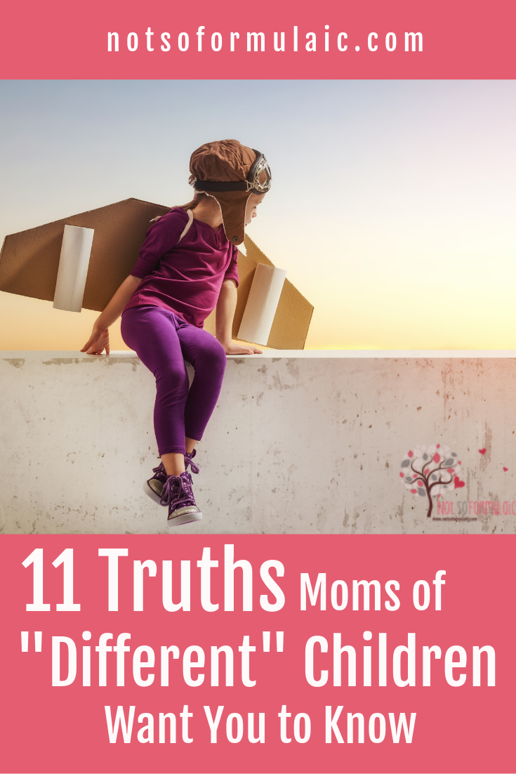 Moms of kids who are different are raising kids who are quirky, intense, and march to the beat of their own drum. Here's what we'd like you to understand about our brilliant, differently-wired children. Please give us the benefit of the doubt.