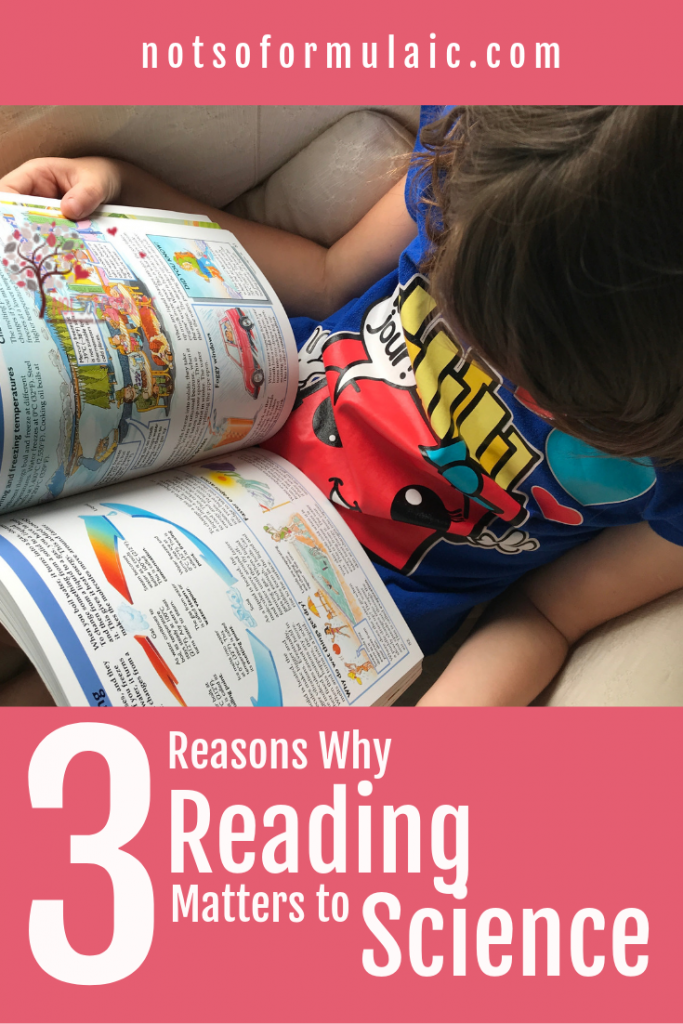 If you've got a kid who loves science, you need to get her reading - right now. Contrary to popular belief, reading and the sciences have a great deal in common. What's more, reading skills are integral to fostering scientific thinking.