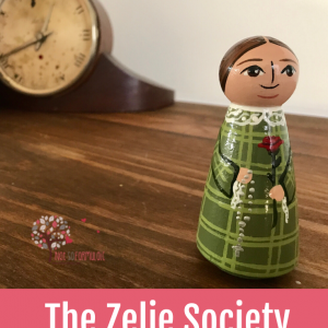 Annual membership for The Zelie Society, a community for Catholic moms of differently-wired kids